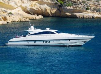 LEOPARD 27 YACHT FOR CHARTER