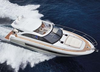 LEADER 46 YACHT CRUISING