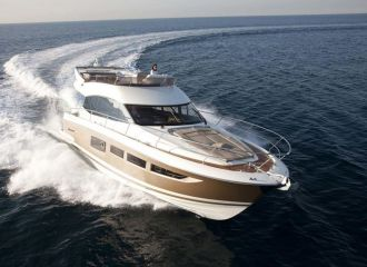 PRESTIGE 500 FLY CRUISING