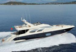Motor Yacht Azimut 100 for Charter Corsica