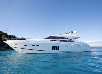 PRINCESS 85 YACHT FOR CHARTER
