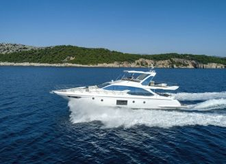 AZIMUT 66 YACHT FOR CHARTER