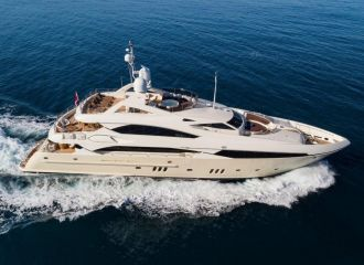 SUNSEEKER 37M YACHT FOR CHARTER