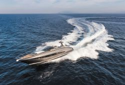 Riva 63 Virtus yacht for charter French Riviera - cruising in the south of France