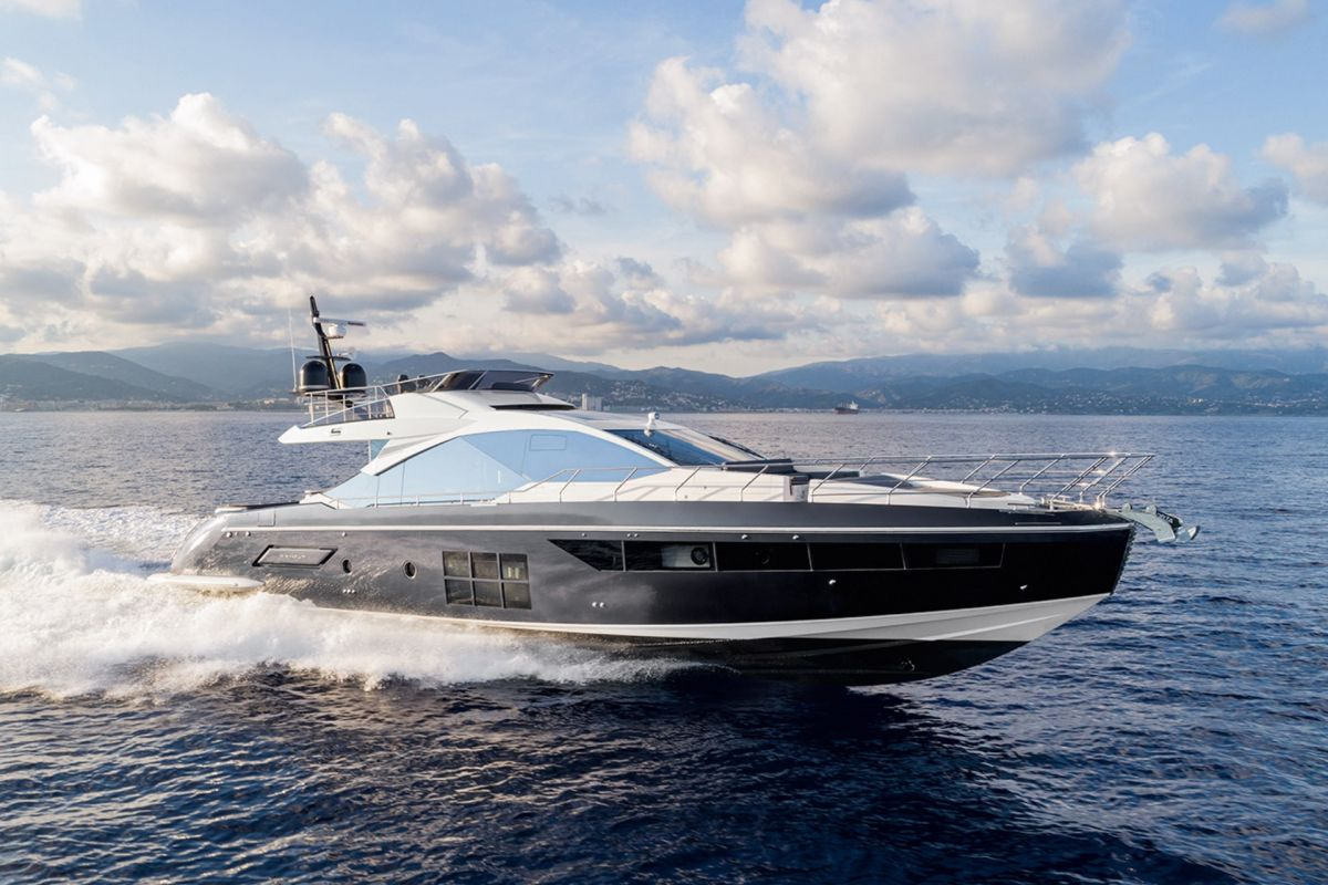 AZIMUT S7 YACHT FOR CHARTER