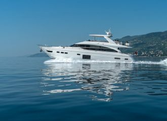 PRINCESS 82 YACHT FOR CHARTER