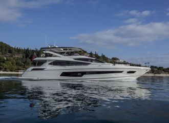 SUNSEEKER 75 YACHT  FOR CHARTER