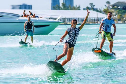 Top 5 water toys to add some fun to your yacht charter