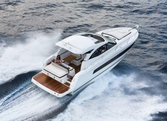LEADER 36 YACHT FOR CHARTER