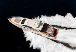 Azimut yacht rental in the south of France