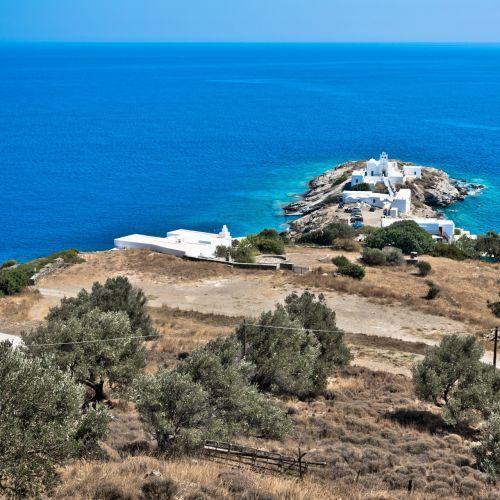 Milos-Sifnos