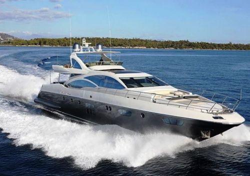 Cruising French Riviera day yacht rental