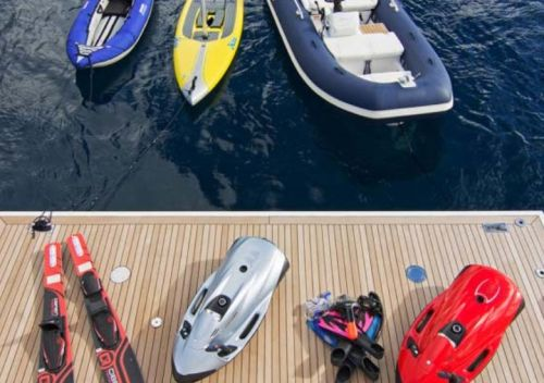Activities French Riviera day yacht rental