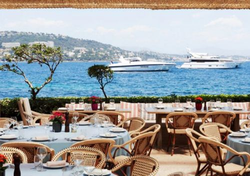 Lunch French Riviera day yacht rental
