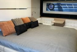Sunseeker Predator 68 - master cabin