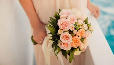Wedding celebration on a yacht charter