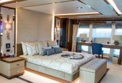Sunseeker 155 - master cabin