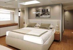 Sanlorenzo SL106 - master cabin
