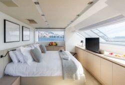 Sanlorenzo SD112 - master cabin