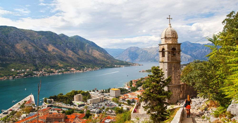 Top 5 spots to explore during a Montenegro yacht charter