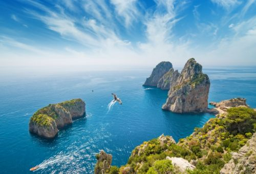 Top things to do during your Capri yacht rental