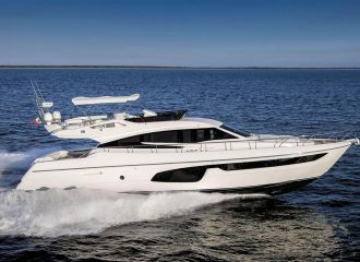FERRETTI 650 YACHT FOR CHARTER