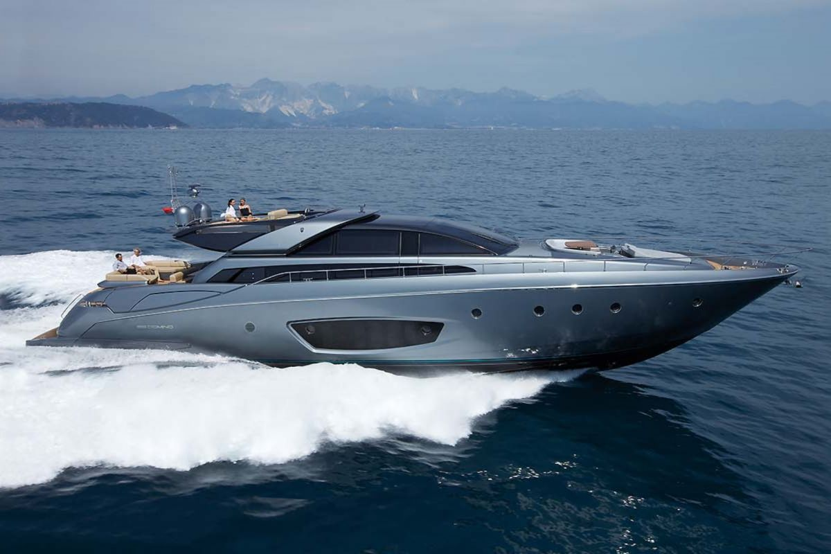 RIVA 86 DOMINO YACHT FOR CHARTER