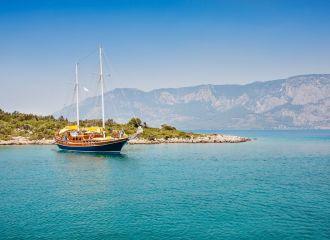 Yacht charter Turkey, yacht rental Turkish Riviera