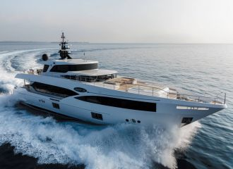 MAJESTY 100 GULF CRAFT FOR CHARTER