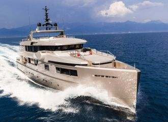 ADMIRAL IMPERO 40M FOR CHARTER