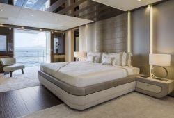 Mangusta Oceano 43 - master cabin