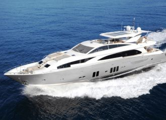 COUACH 3700 FLY YACHT FOR CHARTER