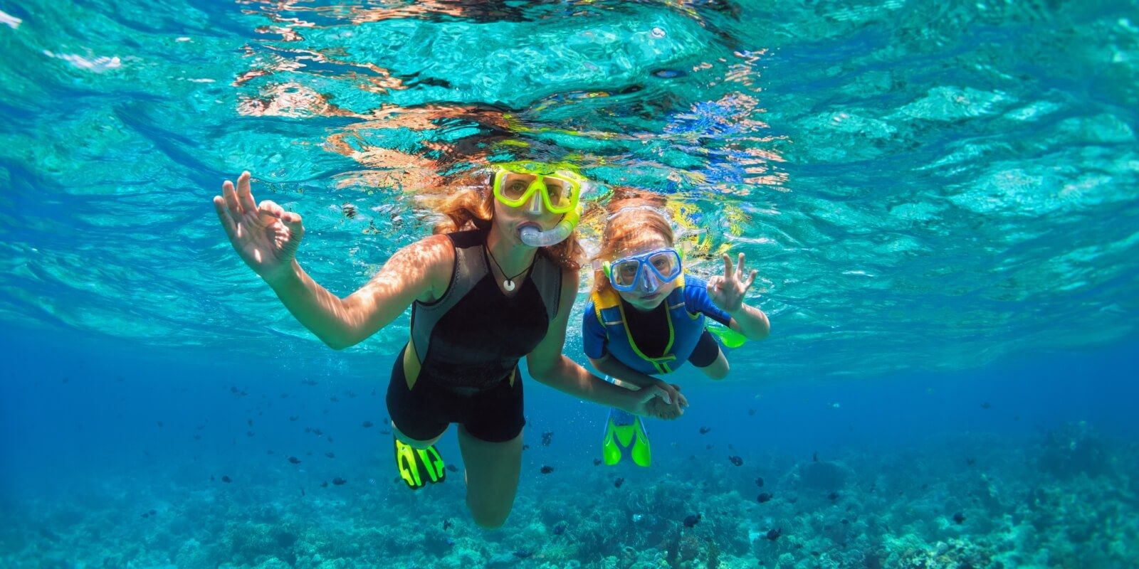 https://www.talamare.com/medias/A woman and her daughter doing snorkeling during a yacht rental