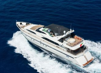 AZIMUT 30M YACHT FOR CHARTER