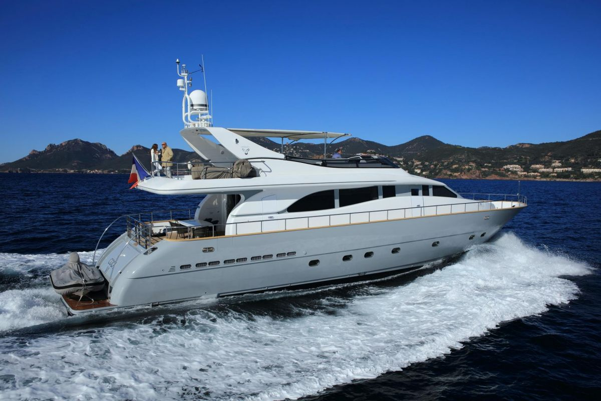 LEOPARD 26 YACHT FOR CHARTER