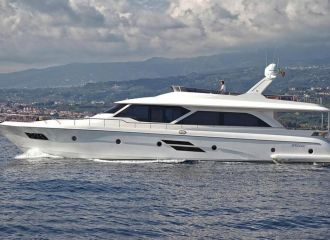 MARCO POLO 78 YACHT FOR CHARTER