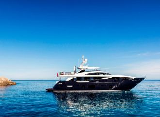 PRINCESS 30M YACHT FOR CHARTER