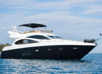 SUNSEEKER MANHATTAN 70 YACHT