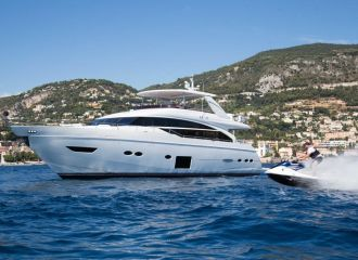 PRINCESS 88 YACHT FOR CHARTER