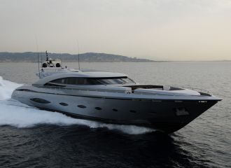 AB140 YACHT FOR CHARTER