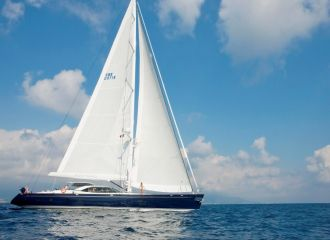 PENDENNIS 30M YACHT CHARTER