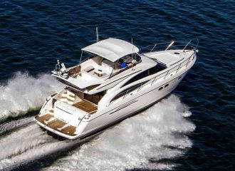 PRINCESS 61 YACHT FOR CHARTER